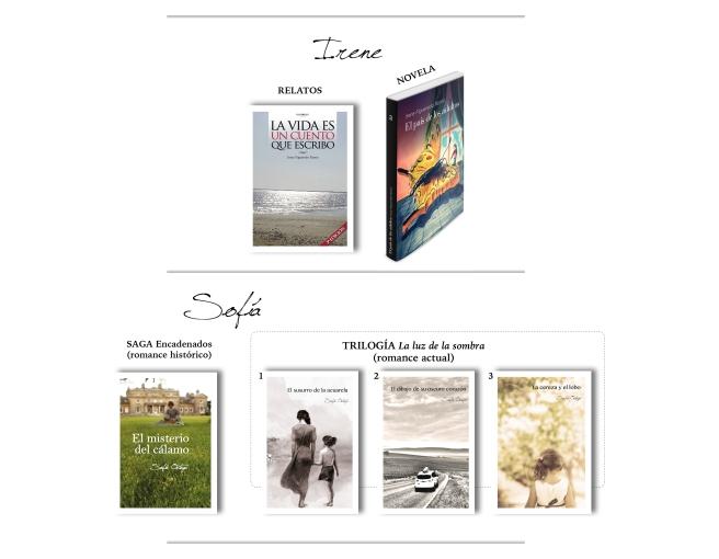 nuestras novelas publicadas imagen